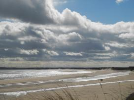 Clouds: Northumberland